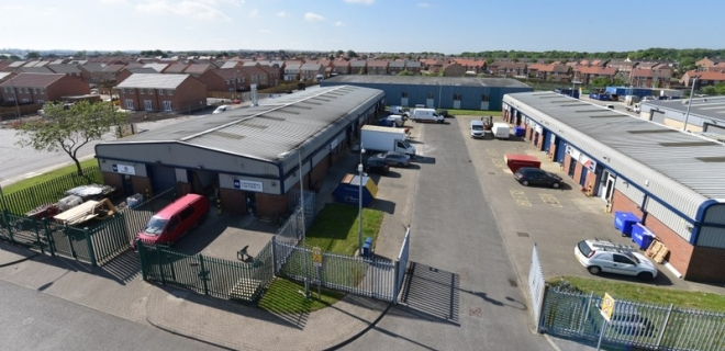 Industrial Unit To Let - Sedgeletch Industrial Estate, Houghton Le Spring