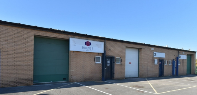 Industrial Unit - Western Bank Industrial Estate, Wigton