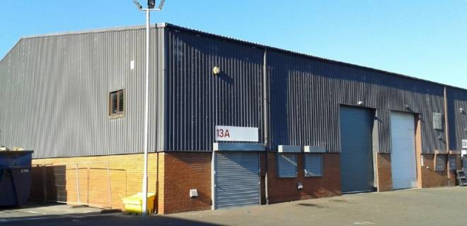 Tanfield Lea (North) Industrial Estate - Unit 13A