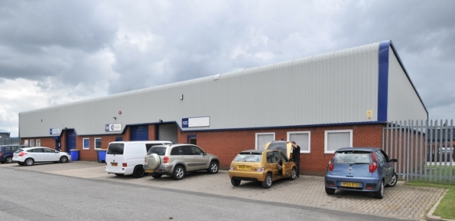 Industrial Unit To Let - Goldthorpe Industrial Estate, Barnsley