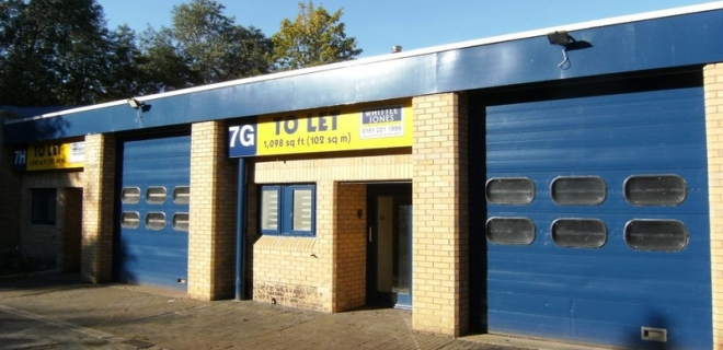 Industrial Unit To Let - Haltwhistle Industrial Estate, Haltwhistle
