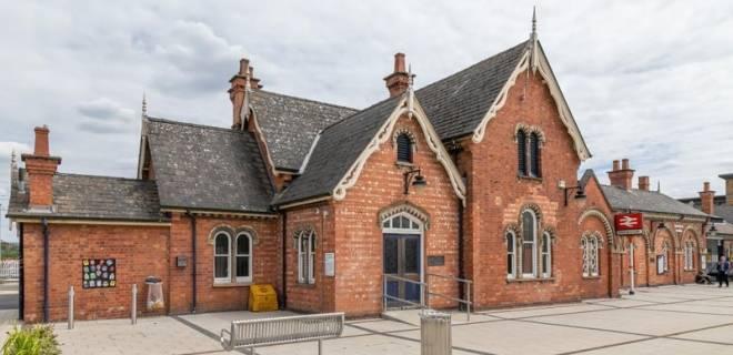 Wellingborough Train Station