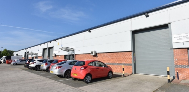 Industrial Unit To Let -  Sefton Business Park, Liverpool