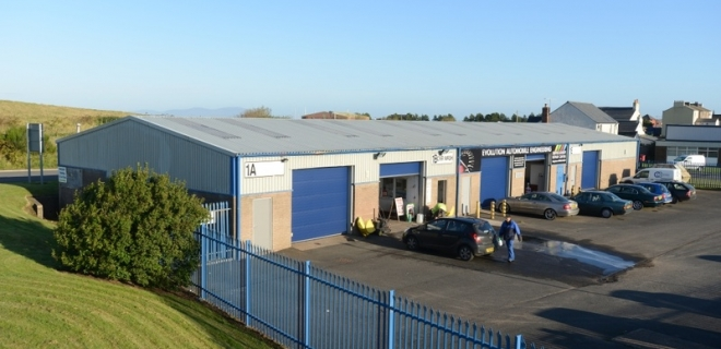 Glasson Industrial Estate  - Industrial Unit To Let - Glasson Industrial Estate, Maryport