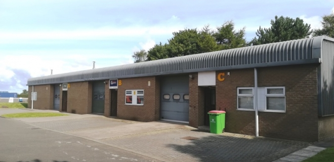 Wooler Industrial Estate  - Industrial Unit To Let - Wooler Industrial Estate, Wooler