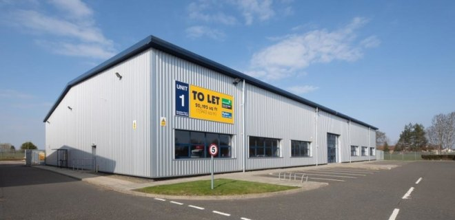 Industrial Unit To Let - Excelsior Park, Wishaw