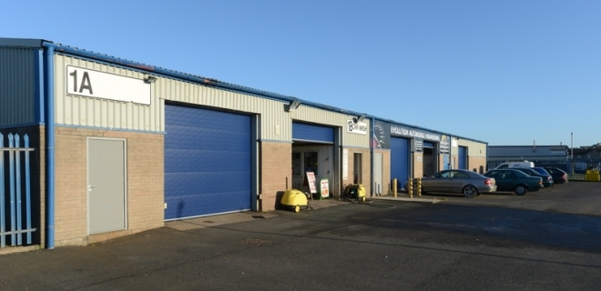 Industrial Unit To Let - Glasson Industrial Estate, Maryport