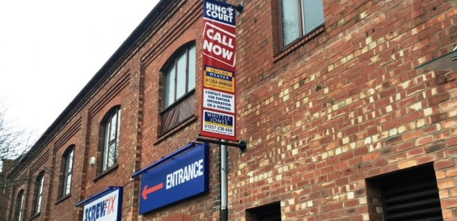 Industrial Unit - Kings Court, Leyland