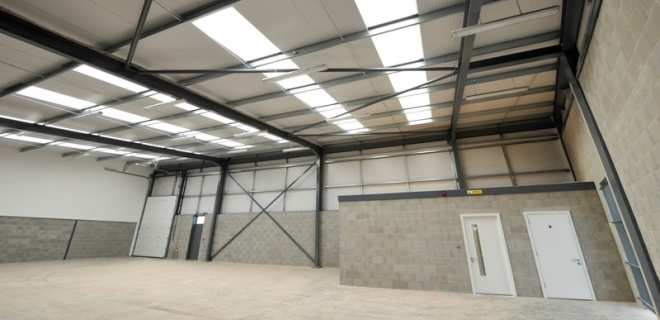 Industrial Unit - North Staffs Business Park, Stoke on Trent