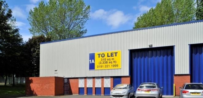 Buddle Industrial Estate - Units To Let Wallsend (1)