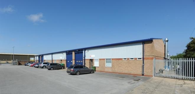 Industrial Unit To Let - Carnaby Industrial Estate, Bridlington