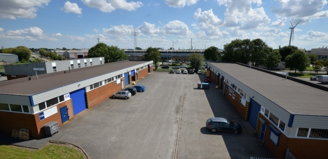 Industrial Unit To Let -  Sutton Fields Industrial Estate, Hull