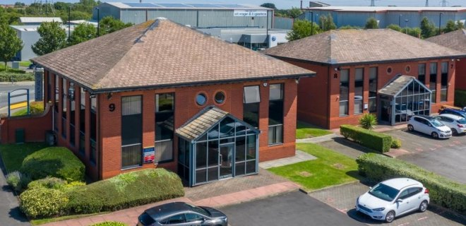 Silverlink Business Park Offices To let Wallsend (2)