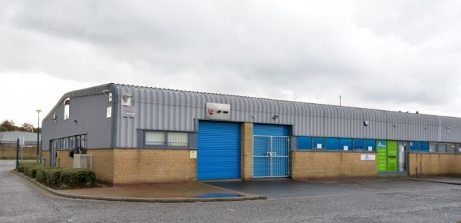 Wulfric Square Industrial Units To Let Peterborough (1)
