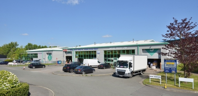 Industrial Unit To Let- Wheatlea Industrial Estate, Wigan