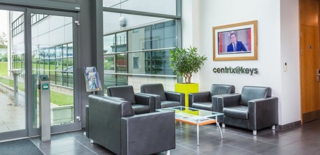 Centrix at Keys - Serviced Offices To Let Cannock (12)