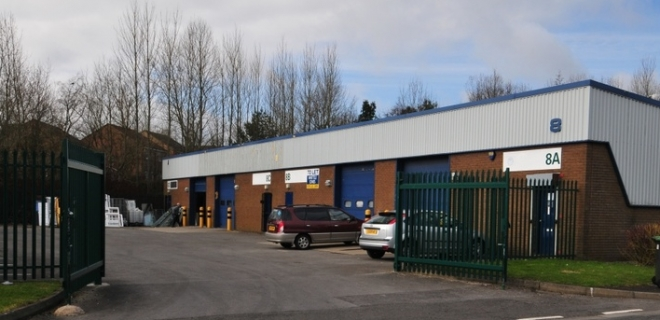 Industrial Unit To Let - Number One Industrial Estate, Consett