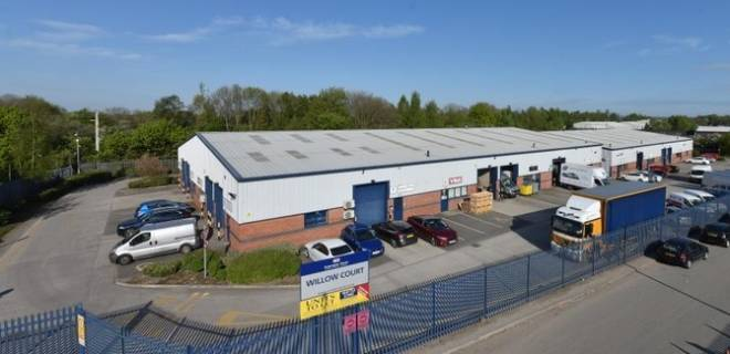 Willow Court  - Industrial Unit To Let - Willow Court, Winwick