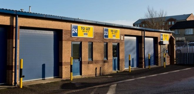Richmond Street Industrial Estate  - Industrial Unit To Let - Richmond Street, Canning Street
