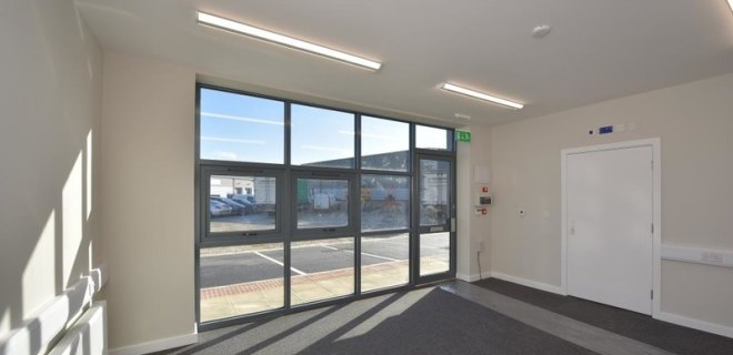Leyland Trading Estate new development industrial units to let (13)