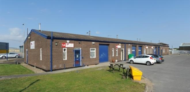 Industrial Unit  - Pocklington Industrial Estate, Pocklington