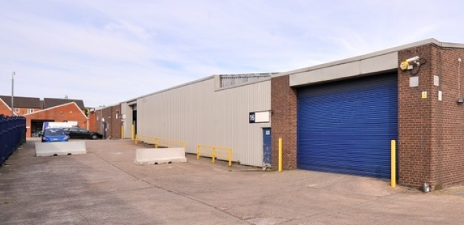 Industrial Unit To Let - Bentley Lane Industrial Estate, Walsall