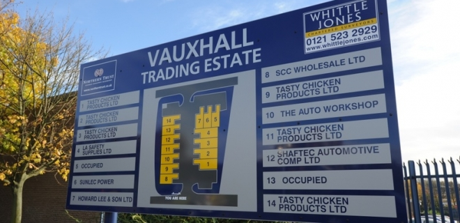 Industrial Unit - Vauxhall Trading Estate, Saltey