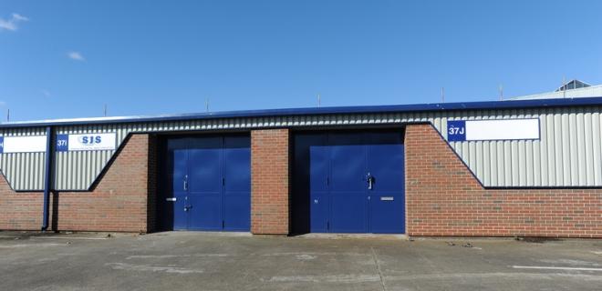 Industrial Unit - Bede Industrial Estate, Jarrow