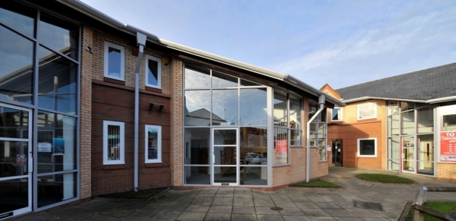 Office Unit To Let- Balfour Court, Leyland
