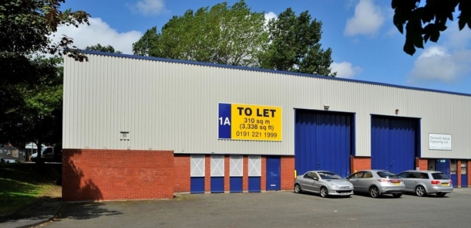 Buddle Industrial Estate - Units To Let Wallsend (8)
