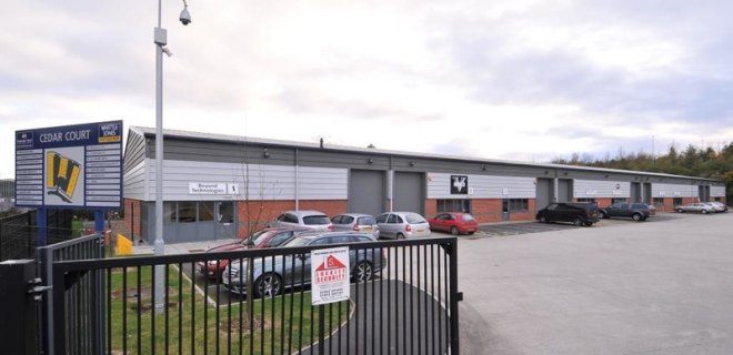 Industrial Unit To Let - Cedar Court, Telford