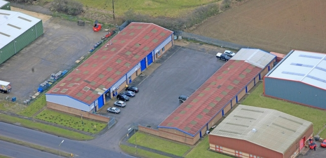 Industrial Unit To Let - Carnaby Industrial Estate, Bridlington