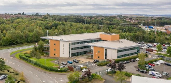 Centrix at Keys - Serviced Offices To Let Cannock (2)