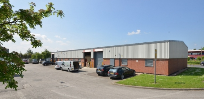 Todwick Road Industrial Estate  - Industrial Unit To Let - Todwick Road, Dinnington