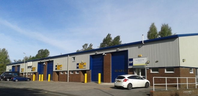 Number One Industrial Estate - Block 33  - Industrial Unit To Let - Number One Industrial Estate, Consett