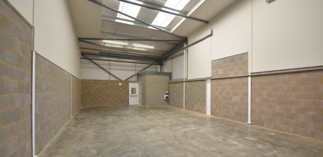 Leyland Trading Estate new development industrial units to let (11)