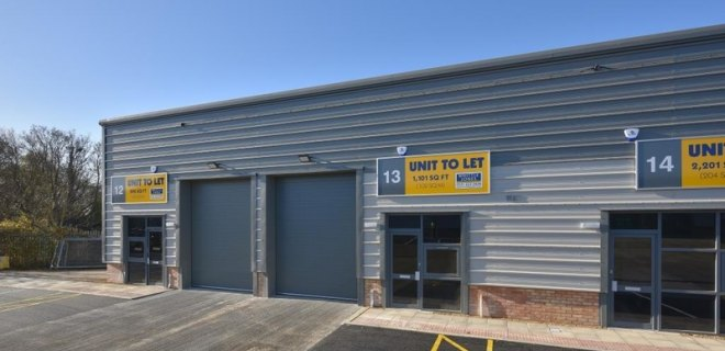 Leyland Trading Estate new development industrial units to let (6)