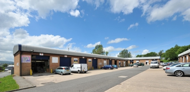 Industrial Unit - Balderstone Close Industrial Estate, Burnley