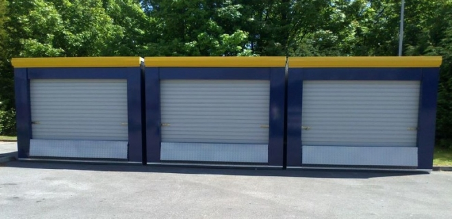East Tame Business Park - storage units  - Storage Unit To Let- East Tame Business Park, Hyde
