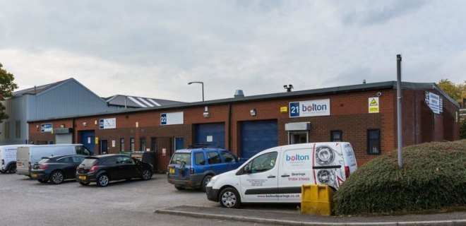Waterloo Industrial Estate Units To Let Bolton (7)