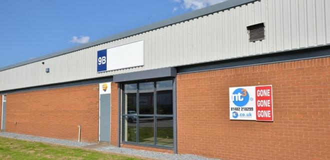 Industrial Unit -  Sutton Fields Industrial Estate, Hull
