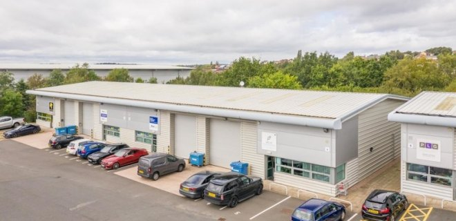 Industrial Units to let Cannock (11)