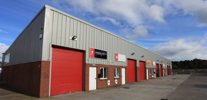 Industrial Unit To Let - Firth Road, Livingston