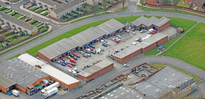 Industrial Unit To Let - Wheathills Industrial Estate, Netherley