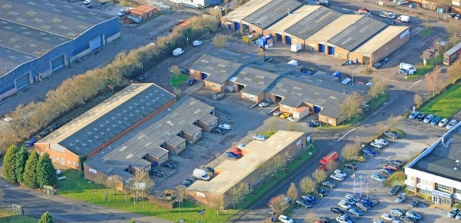 Industrial Unit To Let - Royal Oak Trading Estate, Daventry