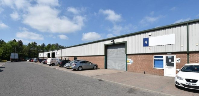 NEP Business Park Unit 5 - Industrial Units To Let Washington (8)