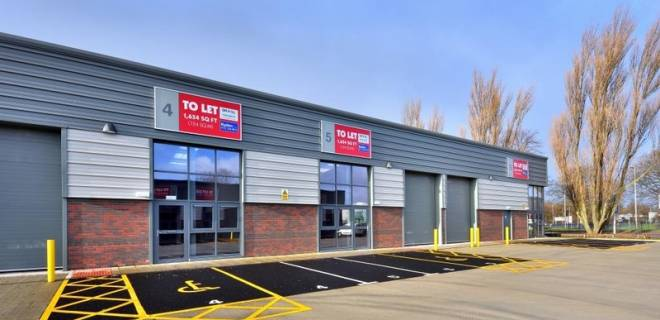 Barons Court  - Industrial Unit To Let - Grange Court, Grangemouth