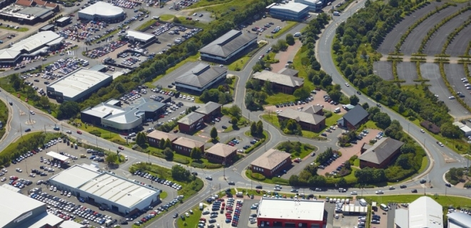 Office Unit - Silverlink Business Park, Wallsend