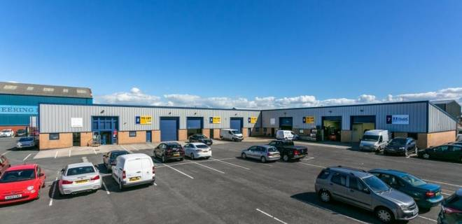 Clifton Trade Park - Industrial  - Industrial Unit To Let- Clifton Trade Park,Blackpool