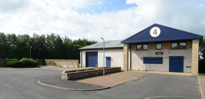 Industrial Unit To Let - Derwent Mills Industrial Estate, Cockermouth